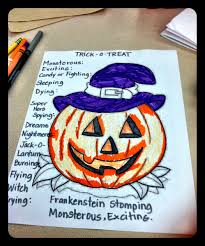 Halloween Candy Poems Carnival Tutoring You Can Do It And We Can Help