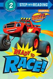 step reading ready race blaze monster machines