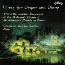 duets for organ and piano american church britain s