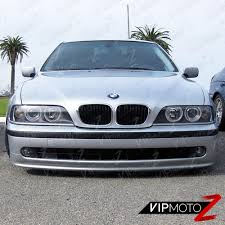 1997 2003 bmw e39 5 series halo projector headlights pair set