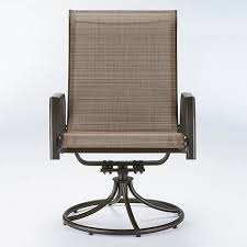 Stackable Sling Patio Chairs by Sonoma Stackable Sling Patio Chair 4 Pc Set Only 101 99 25 00