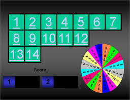 wheel of fortune powerpoint game show templates tomium info