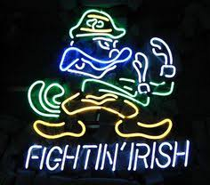 notre dame fighting these are a few of my favorite things
