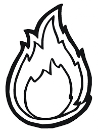 download coloring pages fire ziho coloring