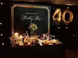 Birthday Decoration Ideas At Home For Husband Best 20 40th Birthday Party Themes Ideas On Pinterest 50th