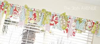 How To Make A No Sew Window Valance Get Inspired 15 Diy Window Treatments How To Nest For Less