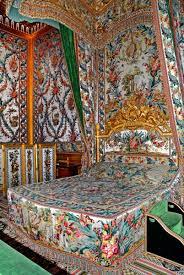 le chambre file lit de la chambre de l impératrice château de fontainebleau