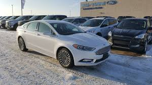 awd ford fusion used 2017 ford fusion se awd luxury 4 door car in winnipeg 4535