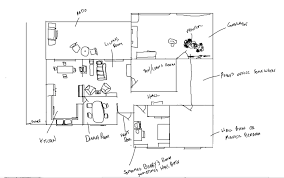 Sopranos House Floor Plan by A Detailed Look At The Hill U0027s Residence Sitcoms Online Message