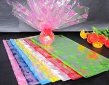 transparent wrapping paper cellophane wrapping paper for flowers promotion shop for