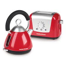 Toaster And Kettle Set Delonghi Delonghi Toy Microwave Casdon Toys