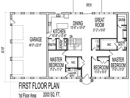 Home Design 2000 Square Feet Alexander Home Plans House Plans
