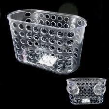 bath caddy shower bathroom organizer suction cups storage basket