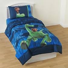 Good Bed Sheets Amazon Com Disney Pixar The Good Dinosaur Twin Full Reversible