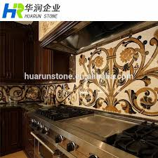 Backsplash Tile Medallions Backsplash Tile Medallions Suppliers - Kitchen medallion backsplash