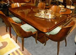 french art deco rosewood dining suite 8 gondola chairs dining french art deco rosewood dining suite 8 gondola chairs dining room art deco collection