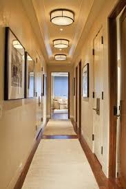 Kitchen Ceiling Lighting Ideas The 25 Best Hallway Lighting Ideas On Pinterest Hallway Ceiling