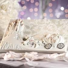 wedding guest registry book cinderella coach and castle guest registry book quinceañera