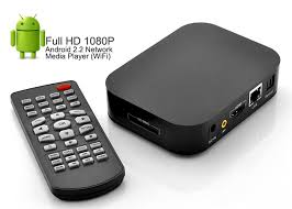 media player for android android 1080p 2 2 hd network media player wifi hdmi remote