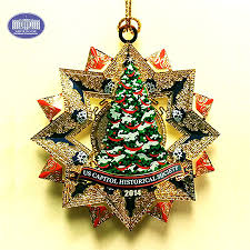 2014 capitol tree starburst ornament