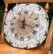 Large Shabby Chic Wall Clock by 249 Best Shabby Chic Clocks Images On Pinterest Wall Clocks