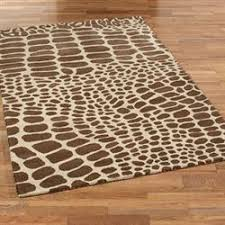 safari african area rugs touch of class