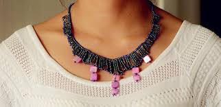 beaded seed bead necklace images Pandahall bohemian jewelry guide how to make a seed bead jpg