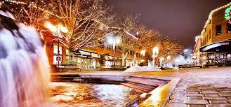 fort collins christmas lights downtown holiday lights downtown fort collins