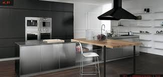 kitchen design black stainless steel kitchen cabinets new design
