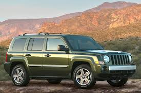 the jeep patriot 2010 jeep patriot overview cars com