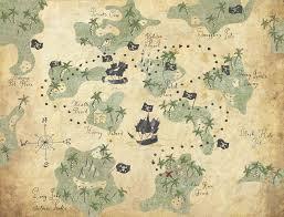 World Treasure Map by Rachel Elsome Treasure Map Jpg 4016 3071 Maps Pinterest