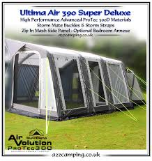 390 Awning 2016 Sunncamp Inflatable Awning Preview