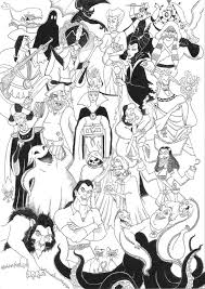 179 disney coloring pages images