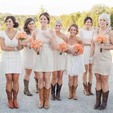 bridesmaid dresses with cowboy boots black bridesmaid dresses with cowboy boots pictures reference
