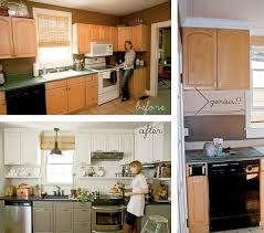 Redoing Kitchen Cabinets 850 Best Kitchens Painted Cabinets Images On Pinterest Kitchen