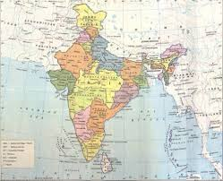 Map Of Punjab India by Of India