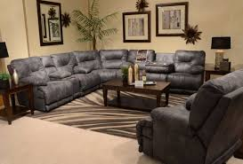 Best Power Recliner Sofa Reviews Living Room Winsome Small Sectional Sofa With Recliner Power