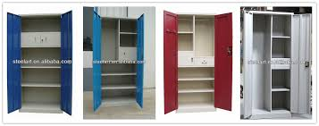 multi door metal steel clothes cabinet small buy clothes cabinet