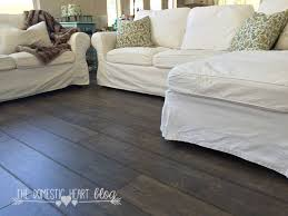 how to care for laminate hardwood floors