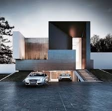 modern house entrance image result for modern subterranean house garage entrance