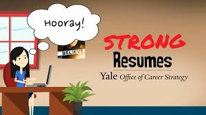 cover letters office of career strategy yale university