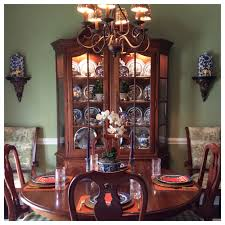 China Cabinet And Dining Room Set by Miss Janice Are China Cabinets Out Of Style