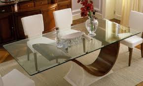 glass table top protector custom table and furniture tops lubbock glass regarding protector