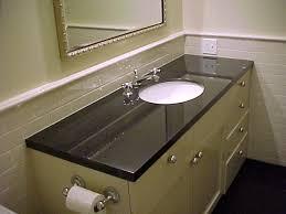 White Bathroom Vanity With Black Granite Top - bathroom vanities black granite tops vanity top for master