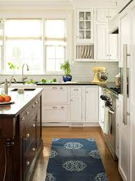 Kitchen Cabinets With Hinges Exposed Two Tone Kitchen Cabinets Design Ideas