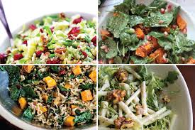 5 healthy thanksgiving salads lakewinds food co op