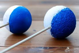 craft foam balls vs spun cotton balls which ones to use