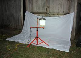 Mercury Vapor Lights Jennifer U0027s New Mercury Vapor Lamp Setup National Moth Week