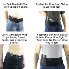belly band holster top 5 best belly band holsters belly band concealment holster