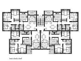 Pleasing Apartment Building Plans Design Of Design Apartment - Apartment layout design